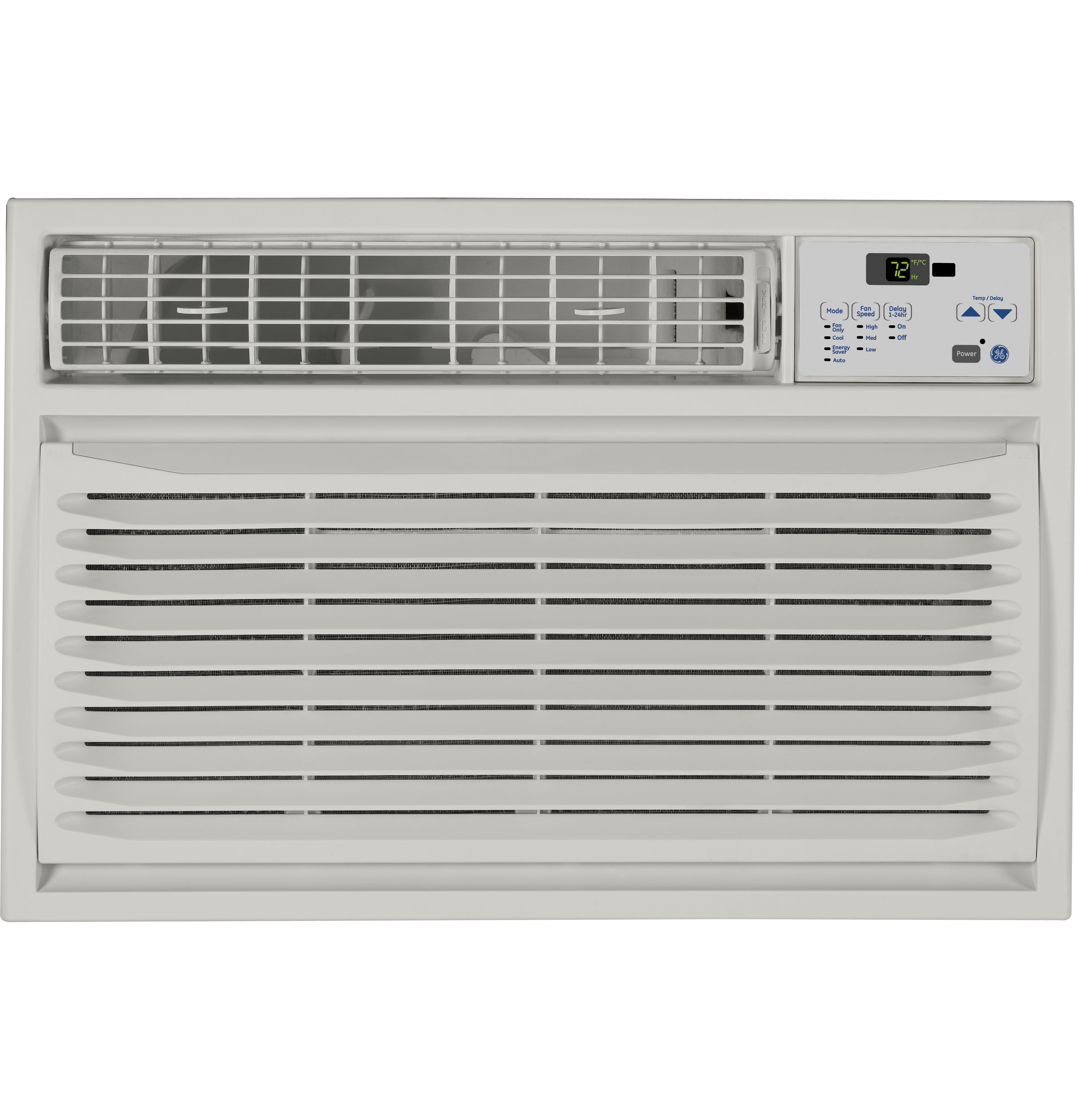 230/208 Volt Electronic Room Air Conditioner AHM24DP GE Appliances #415C8A