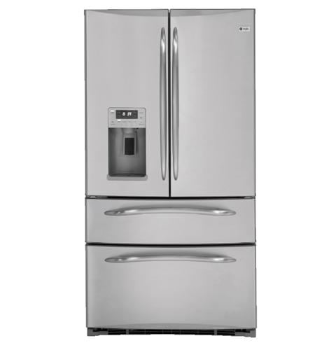GE Profile™ Series 20.7 Cu. Ft. Refrigerator with Armoire Styling