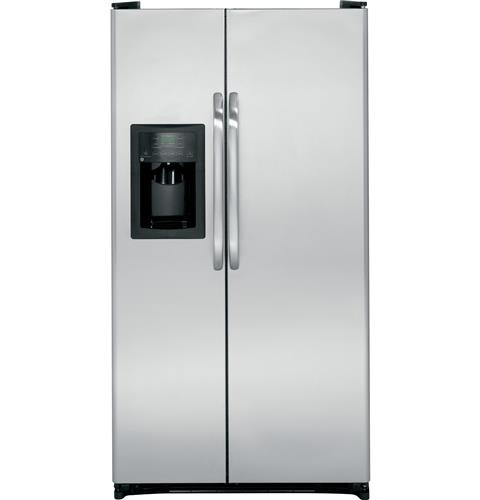 GE® 25.3 Cu. Ft. Side-By-Side Refrigerator | GSH25JSDSS | GE ... Ge Gss Wgtaww Wiring Schematics on
