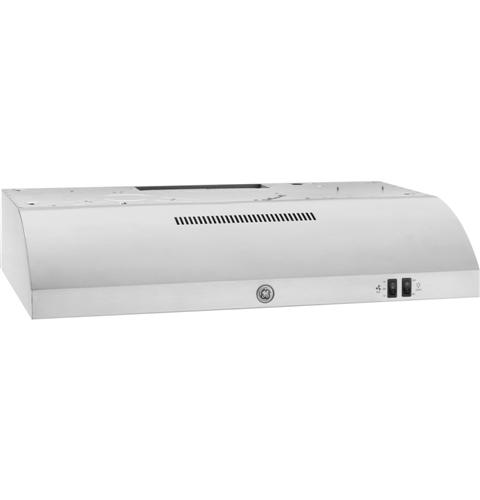 GE Energy Efficient Vent Hoods