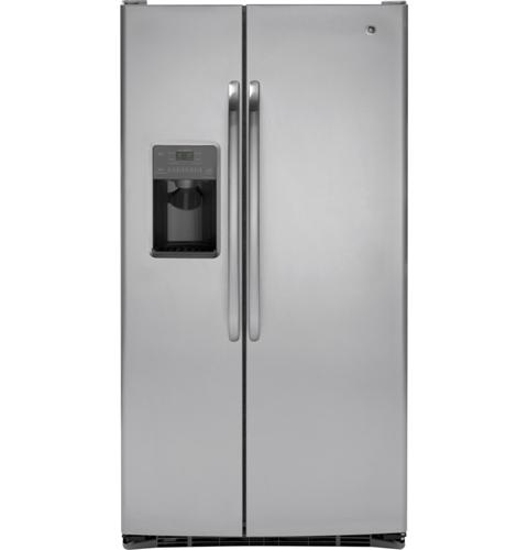 Adora series by GE® 25.9 Cu. Ft. Side-By-Side Refrigerator
