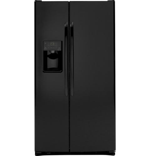 Adora series by GE® ENERGY STAR® 25.9 Cu. Ft. Side-By-Side Refrigerator