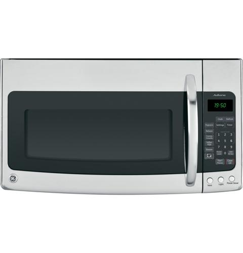 Adora series by GE Spacemaker® 1.9 Over-the-Range Microwave Oven