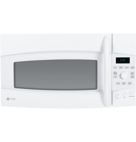 GE Profile Spacemaker® 2.1 Cu. Ft. Over-the-Range Microwave Oven