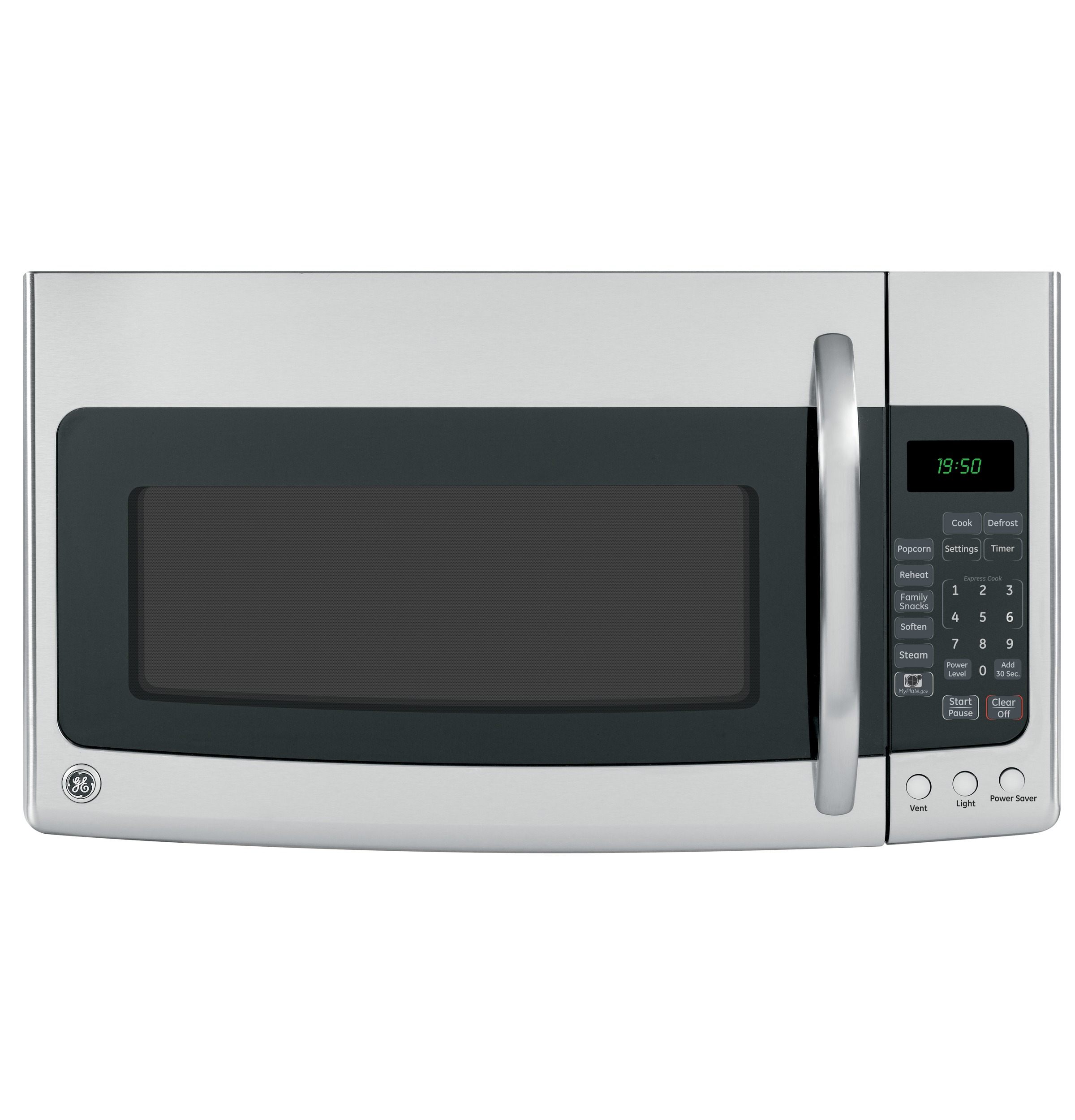 Powerful Microwave Oven: GE Spacemaker® 1.9 Over-the-Range Microwave Oven