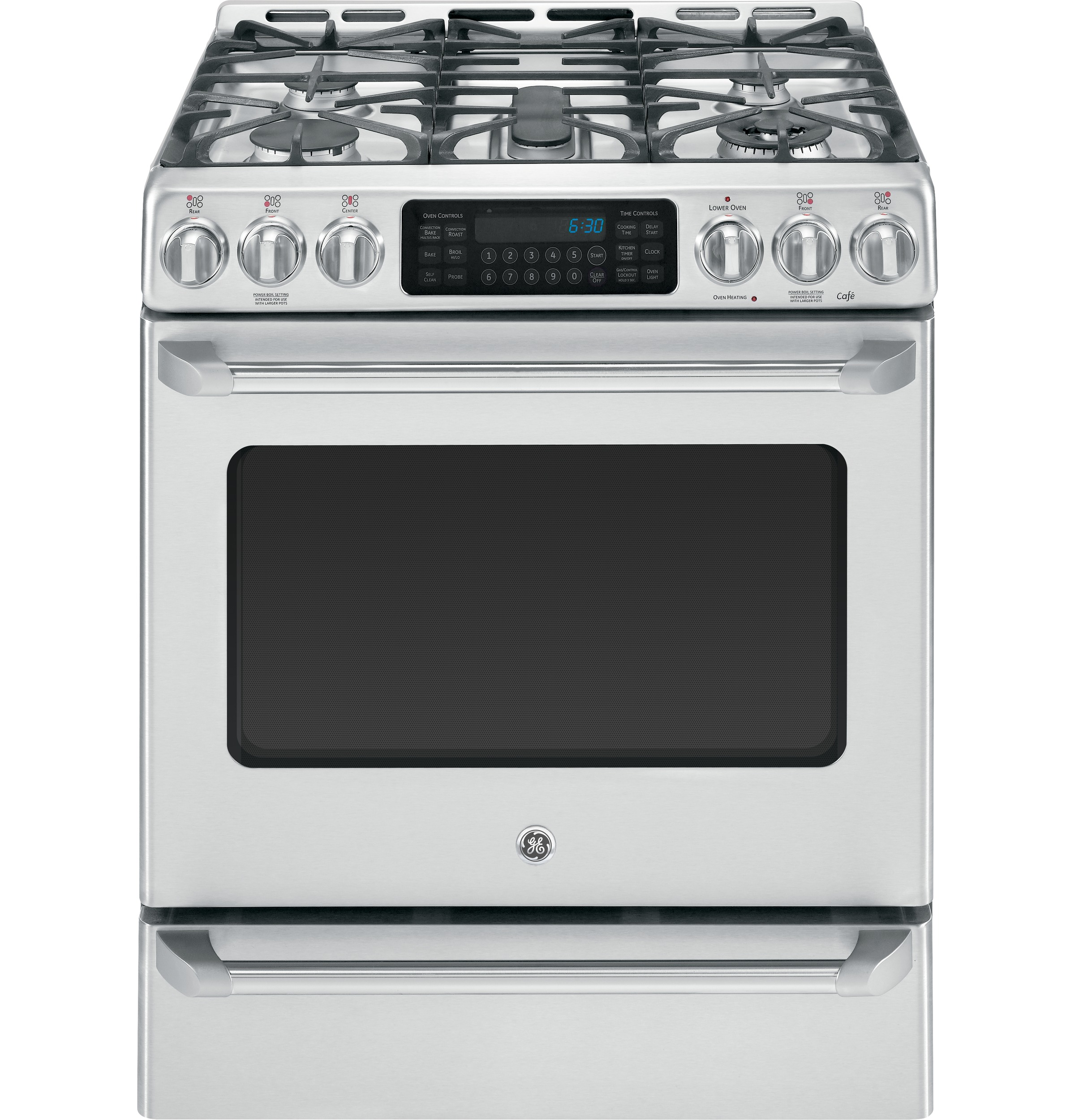Uncategorized Ge Kitchen Appliances Reviews ge series 30 slide in front control range with baking product image