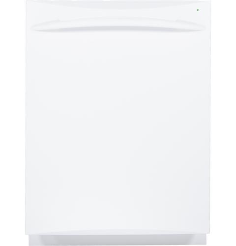 GE Profile™ Stainless Interior Built-In Dishwasher with Hidden Controls