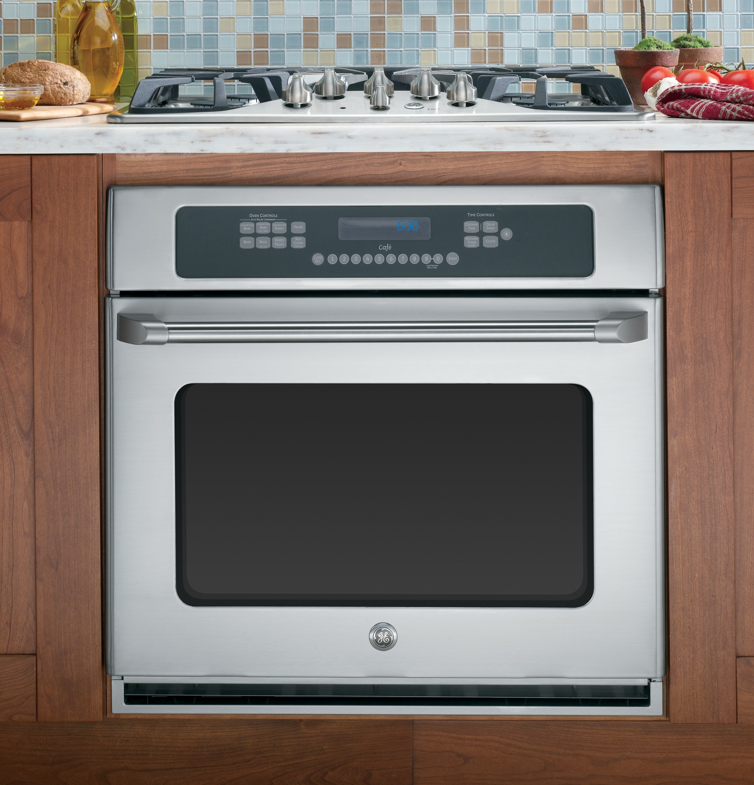 Ge Caf 233 Series 30 Quot Built In Single Convection Wall Oven