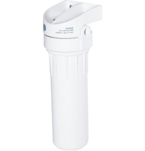 SINGLE STAGE  WATER FILTRATION  SYSTEM — Model #: GX1S01R