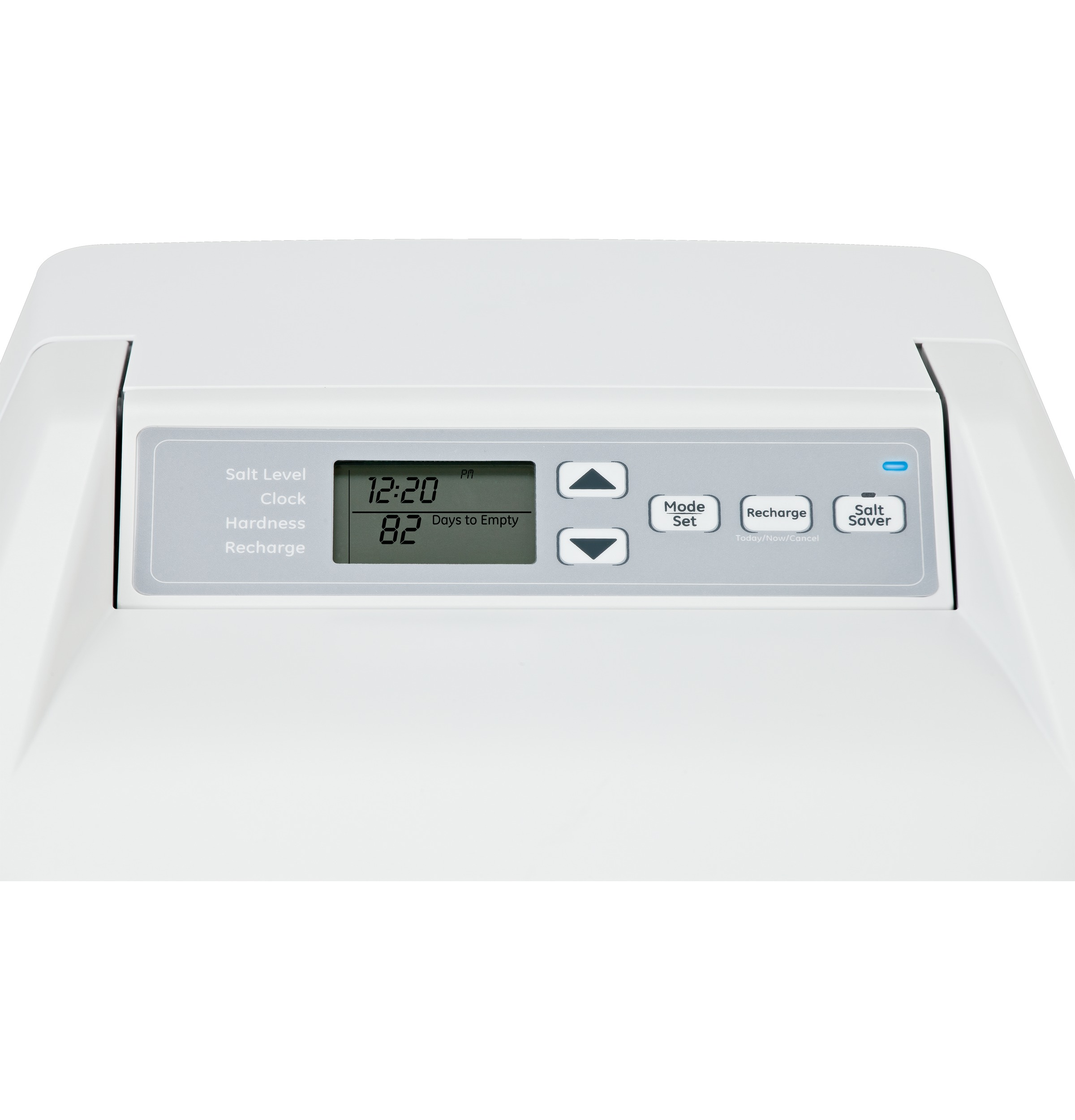 GE GXSH40V Water Softener - Electronic controller