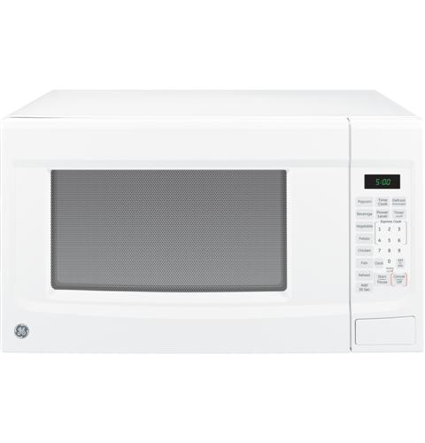 GE® 1.4 Cu. Ft. Countertop Microwave Oven– Model #: JES1460DSWW