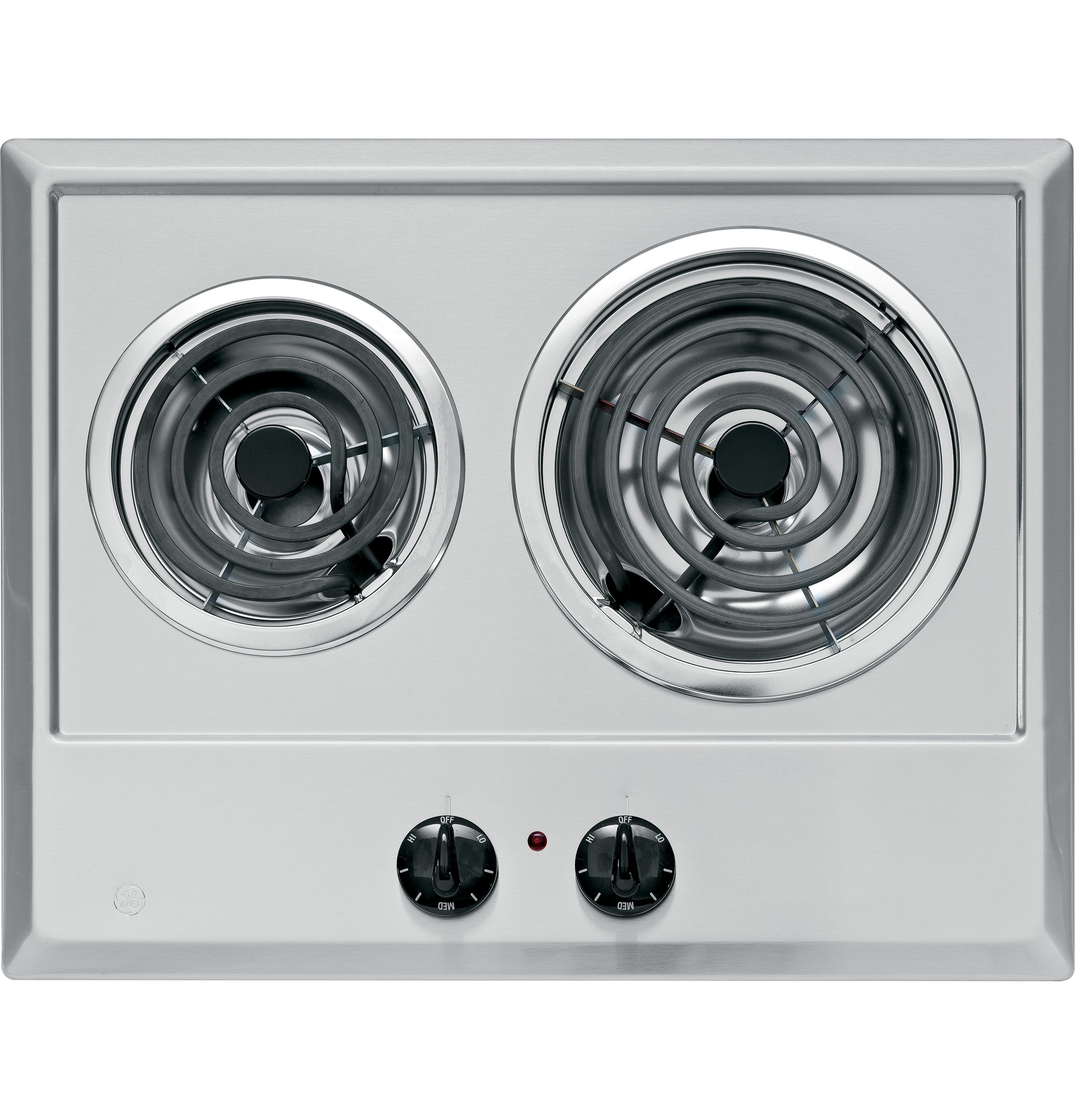 Built In Ge Cooktops ~ Ge built in electric cooktop jp cbss appliances