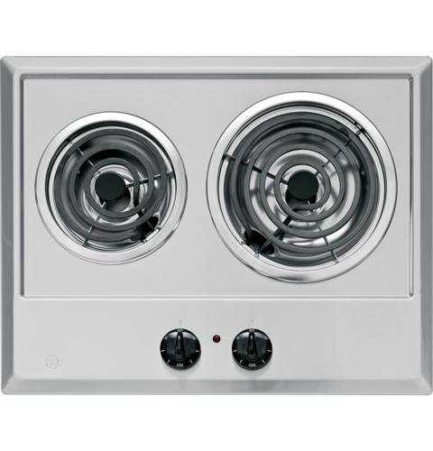 GE® Built-In Electric Cooktop | JP201CBSS | GE Appliances on