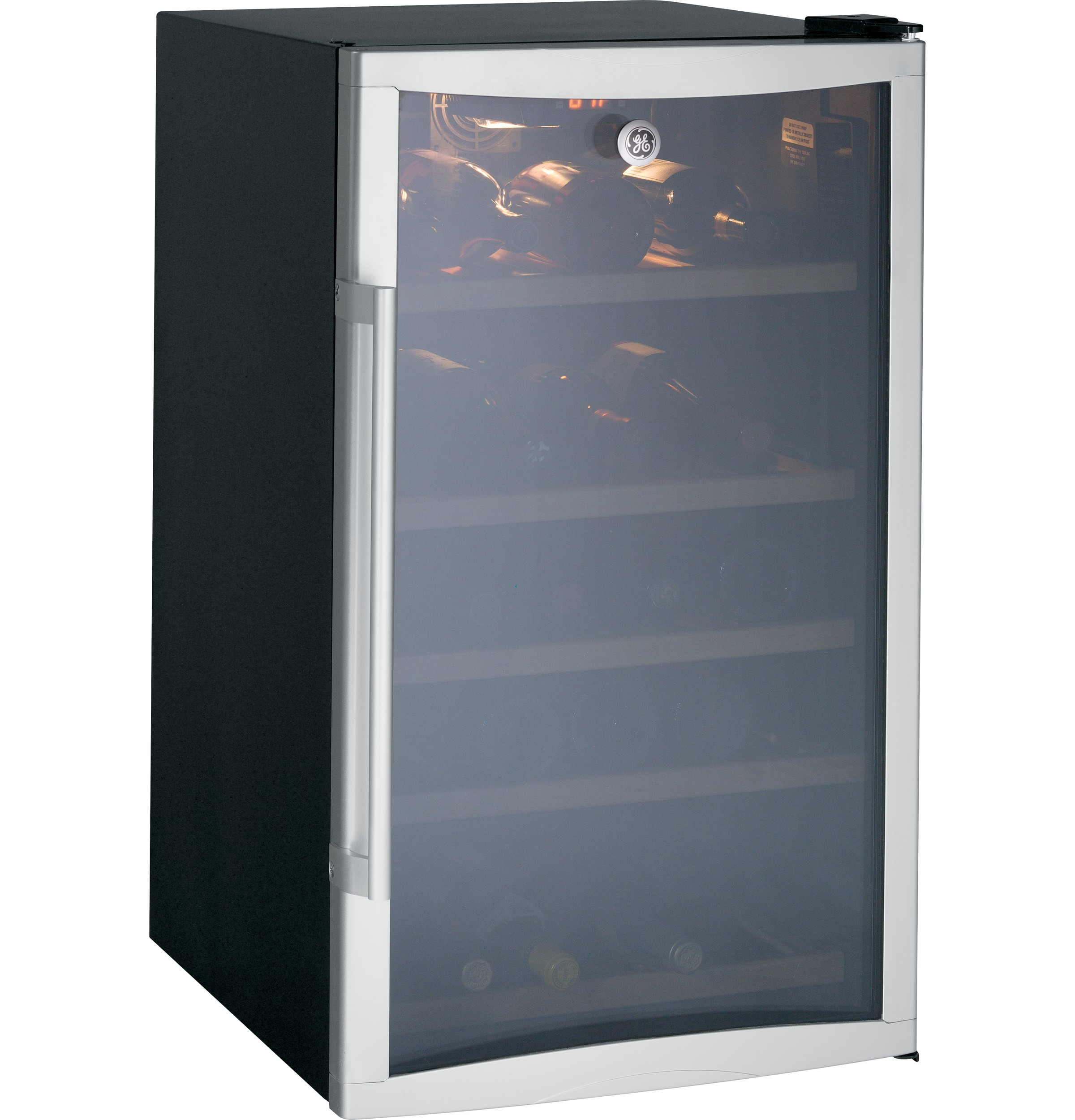 Ge Wine Or Beverage Center Gvs04bdwss Appliances Electrical Ss Home Product Image