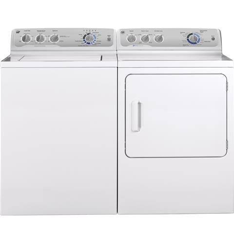ge® 3 8 doe cu ft stainless steel capacity washer gtwn4250dws 1 of 12