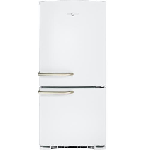 GE Artistry™ Series ENERGY STAR® 20.3 Cu. Ft. Bottom Freezer Refrigerator