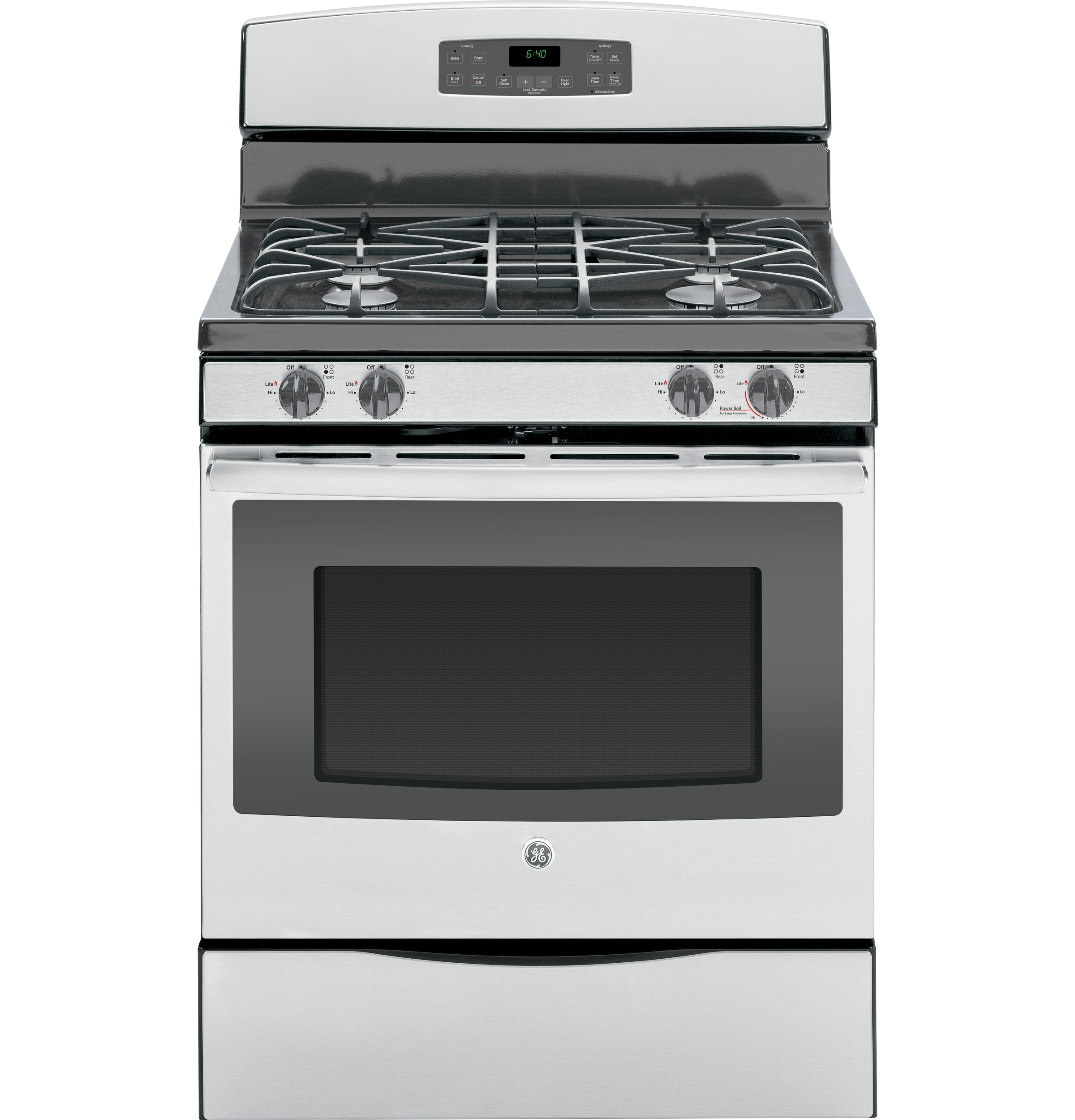 Electric Stoves Appliances ~ Ge profile stove no spark on one burner doityourself