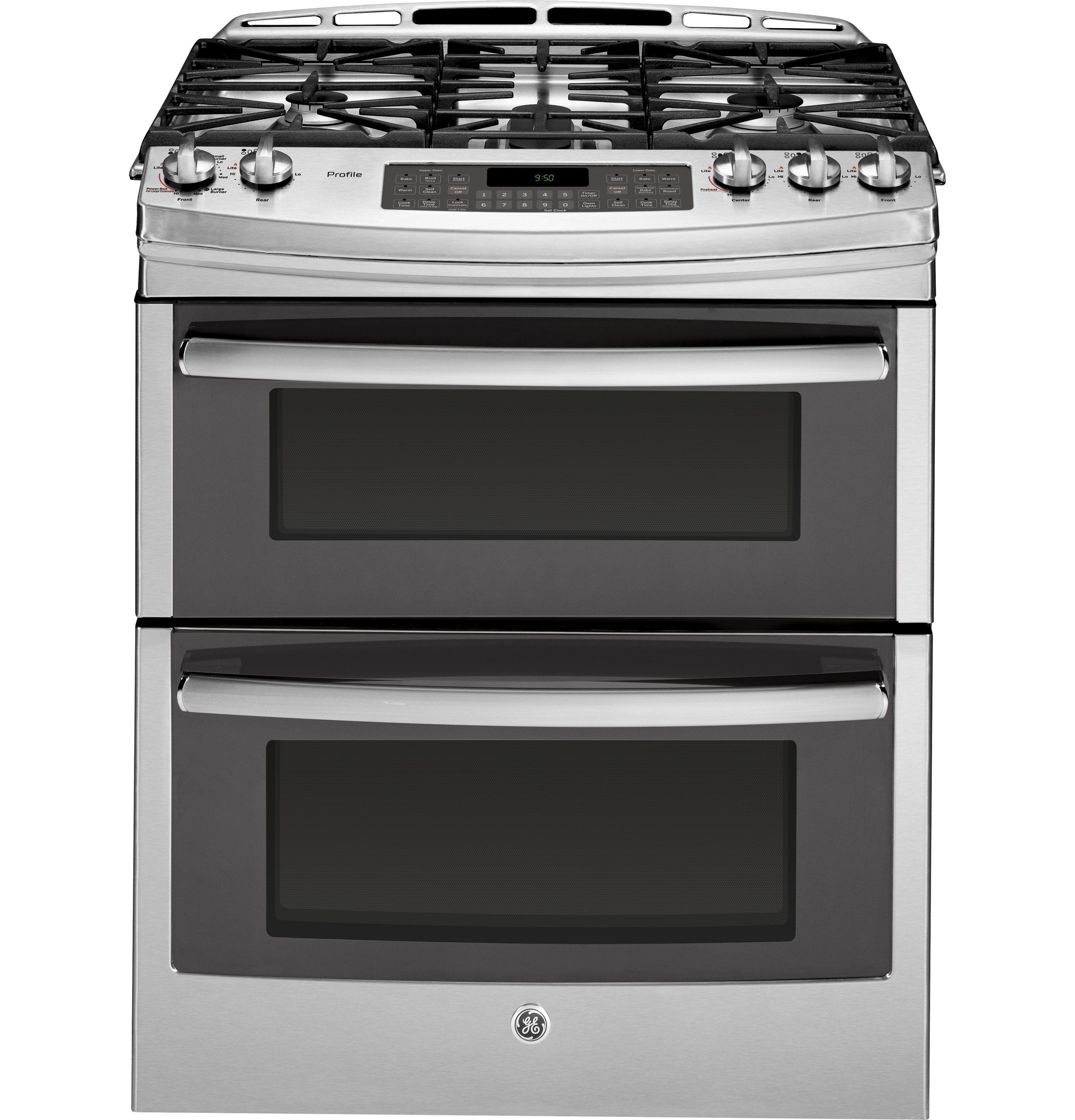 Ge Profile Series 30 Slide In Front Control Double Oven