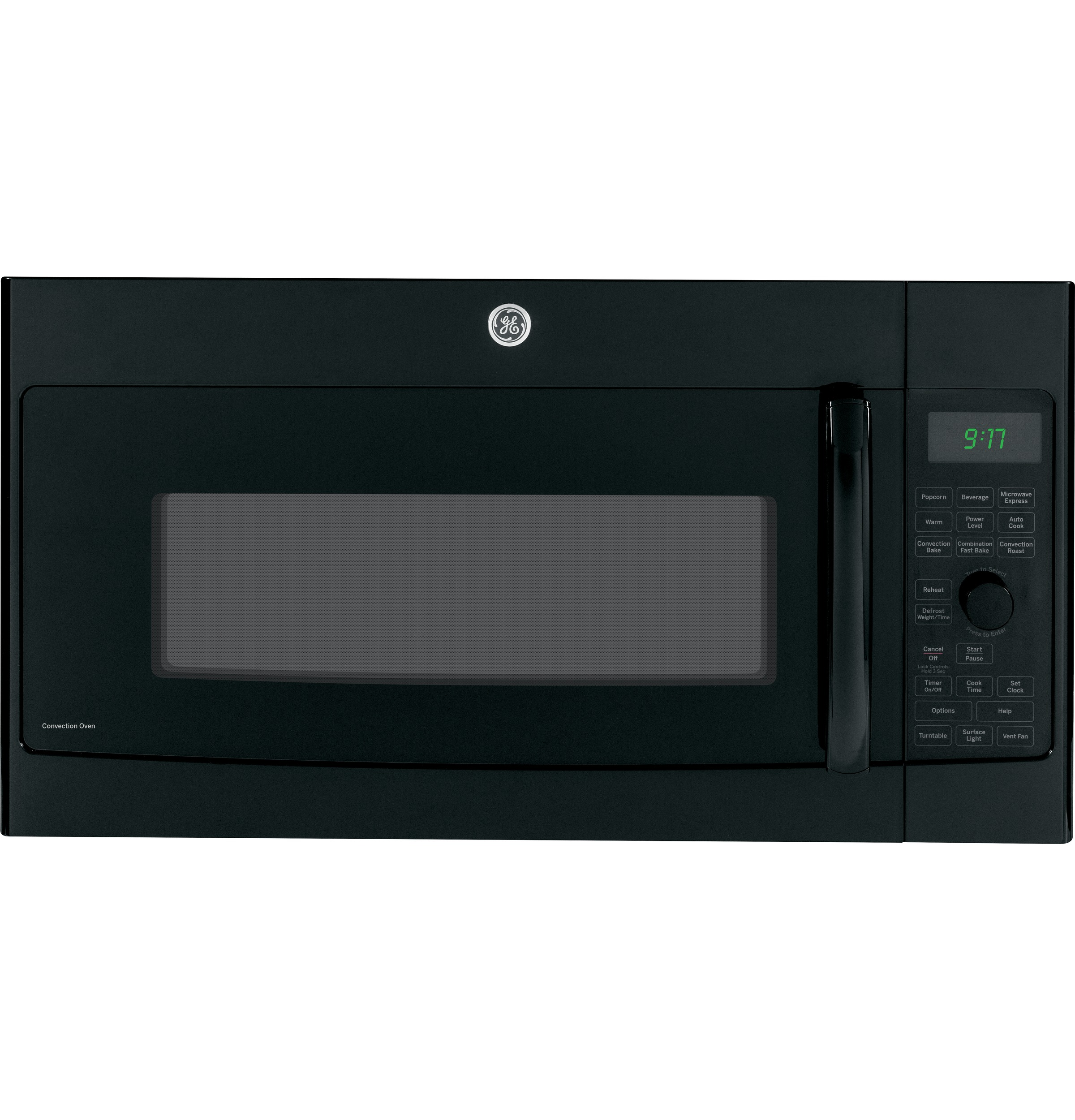 Ge Profile Series 1 7 Cu Ft Convection Over The Range