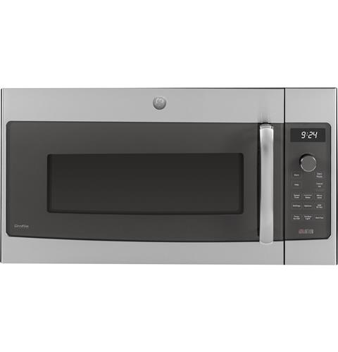 GE Profile Series Over-the-Range Oven with Advantium® Technology– Model #: PSA9240SFSS