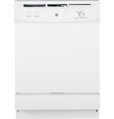 GE Spacemaker® Under-the-Sink Dishwasher– Model #: GSM2200VWW
