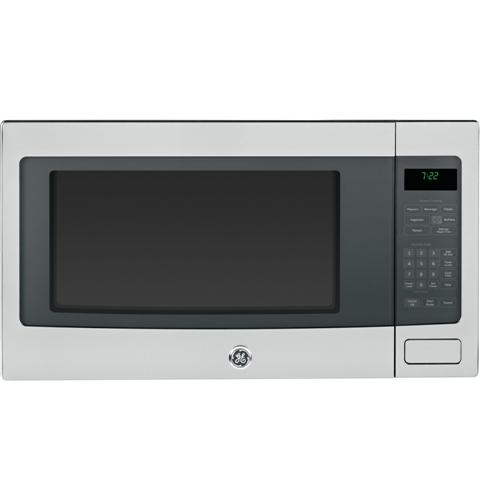 GE Profile™ Series 2.2 Cu. Ft. Countertop Microwave Oven– Model #: PEB7226SFSS