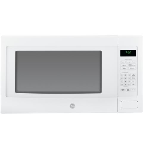 GE Profile™ Series 2.2 Cu. Ft. Countertop Microwave Oven– Model #: PEB7226DFWW