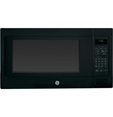 GE Profile™ Series 2.2 Cu. Ft. Countertop Microwave Oven– Model #: PEB7226DFBB