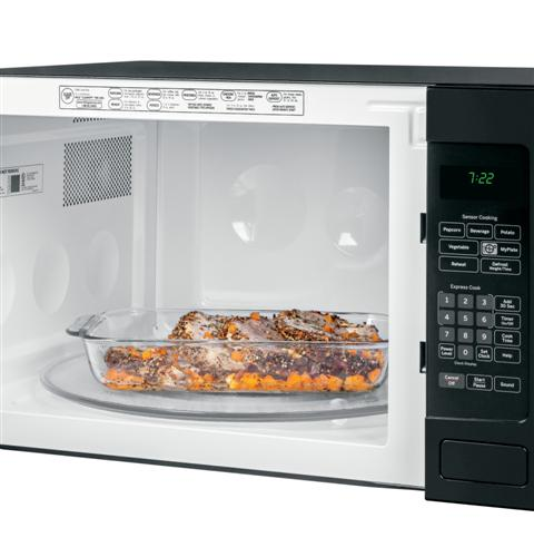 Ge Profile Series 2 Cu Ft Countertop Microwave Oven