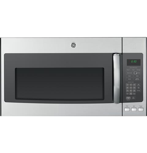 GE Profile™ Series 1.9 Cu. Ft. Over-the-Range Microwave Oven with Recirculating Venting