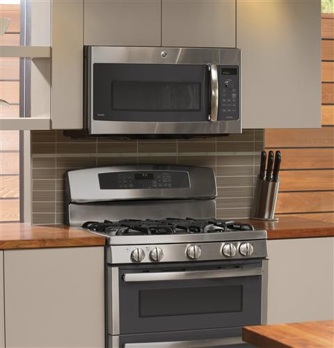Ge Profile Over The Range Oven With Advantium Technology