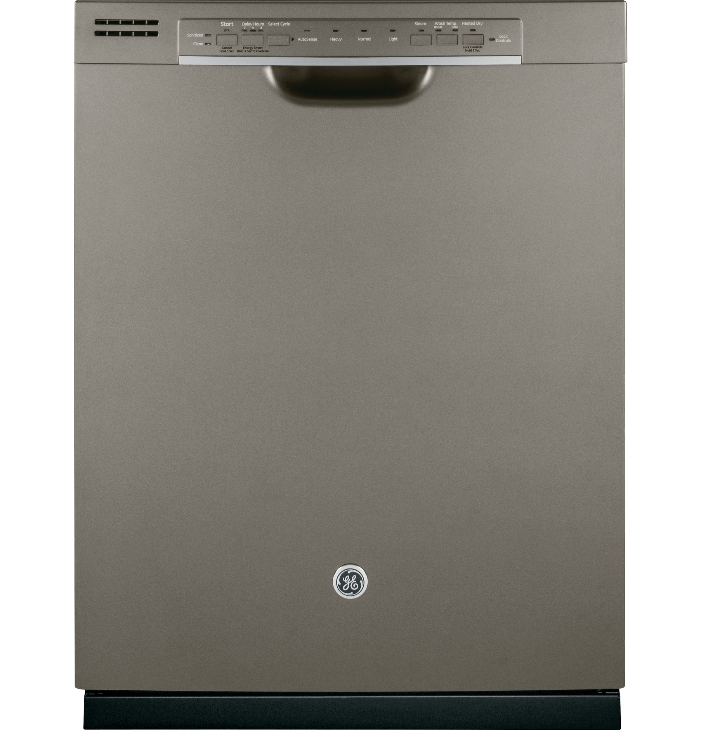 Ge Hybrid Stainless Steel Interior Dishwasher With Front Controls Gdf540hmfes Ge Appliances