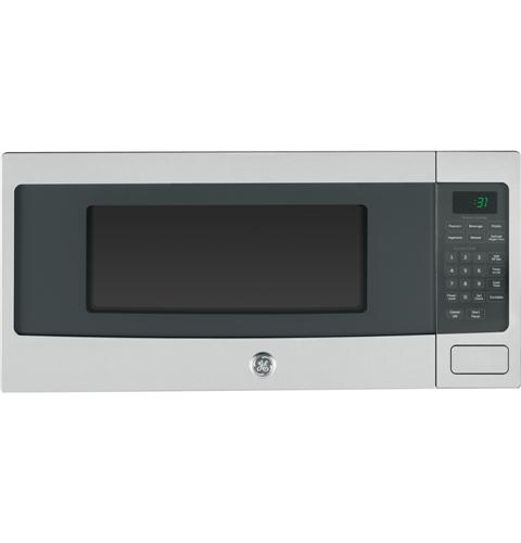 GE Profile™ Series 1.1 Cu. Ft. Countertop Microwave Oven– Model #: PEM31SFSS