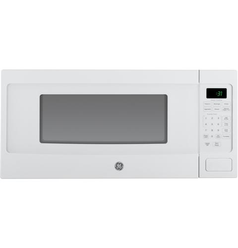 GE Profile™ Series 1.1 Cu. Ft. Countertop Microwave Oven– Model #: PEM31DFWW