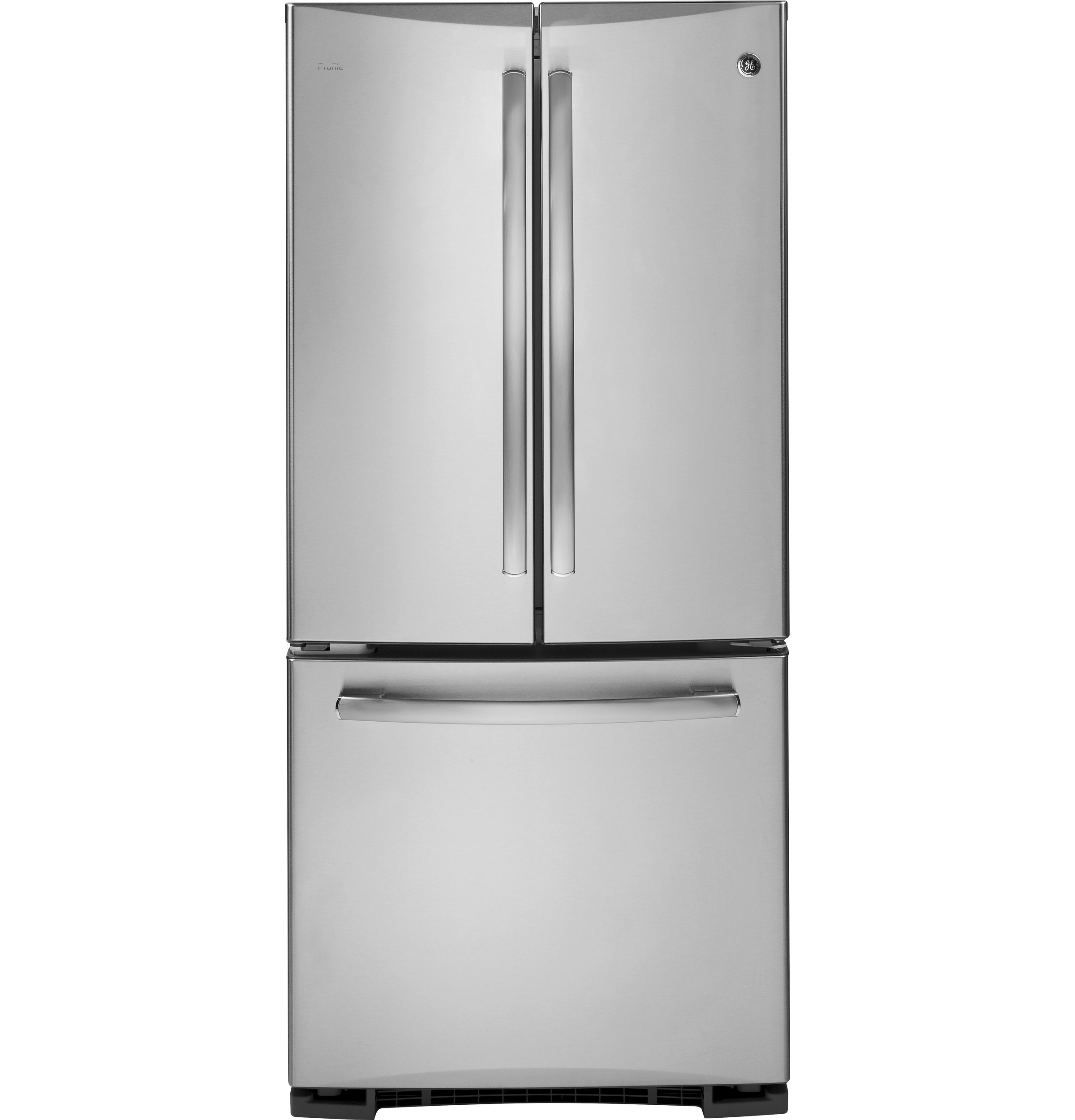 Ge Profile Series 19 5 Cu Ft French Door Refrigerator