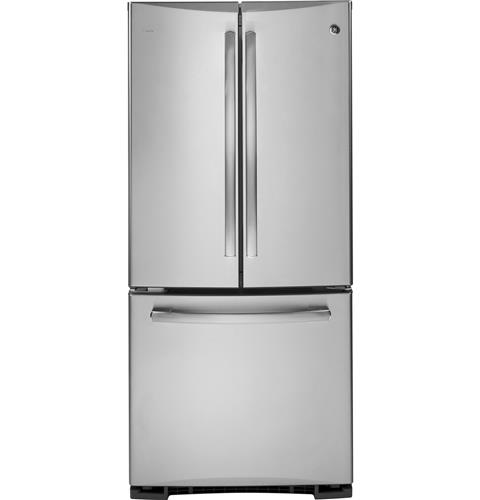 GE Profile™ Series 20.0 Cu. Ft. French-Door Refrigerator