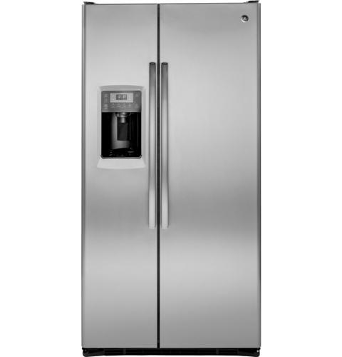 GE Profile™ Series 24.6 Cu. Ft. Counter-Depth Side-by-Side Refrigerator
