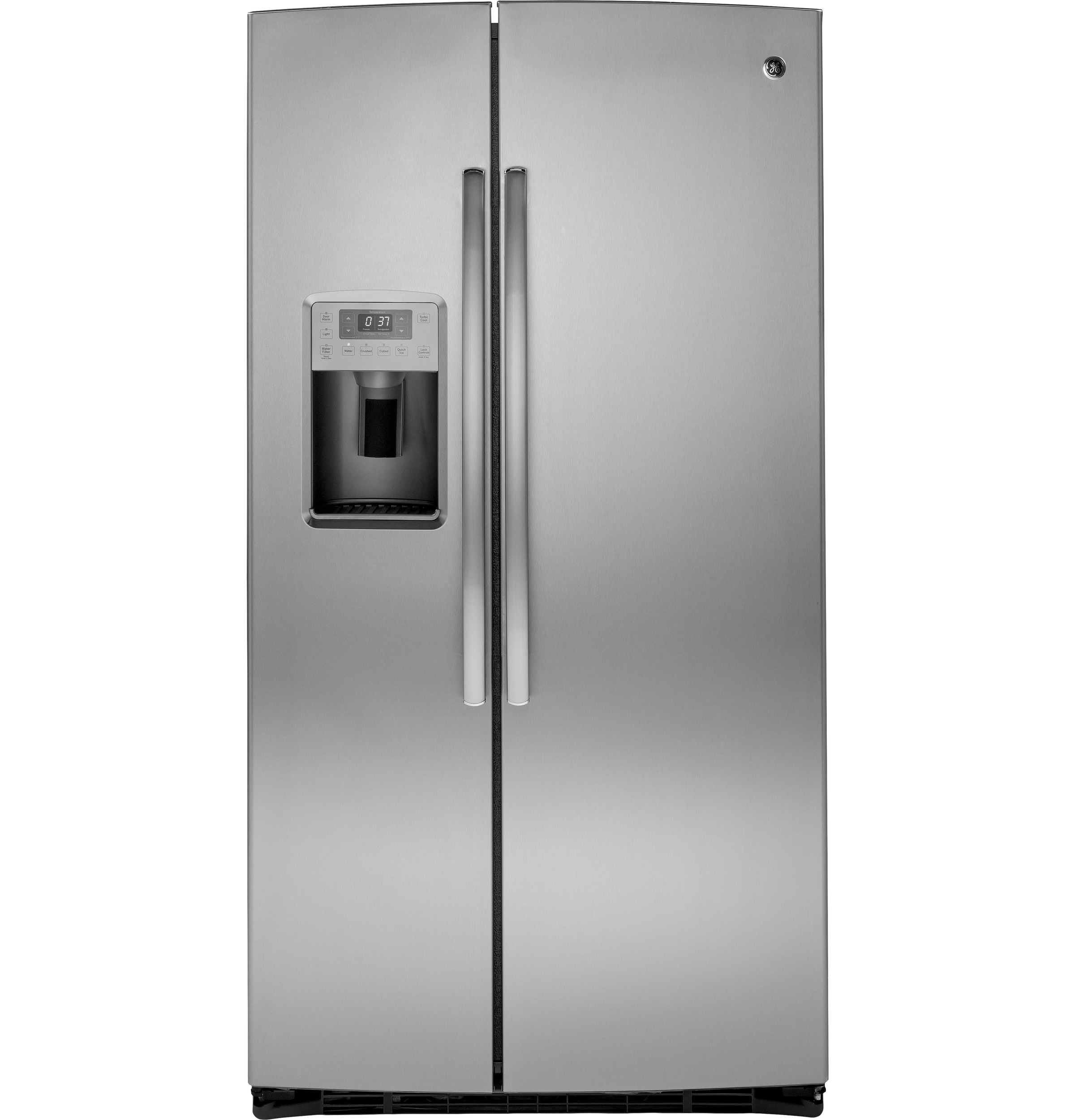 Ge Profile Series 25 9 Cu Ft Side By Side Refrigerator