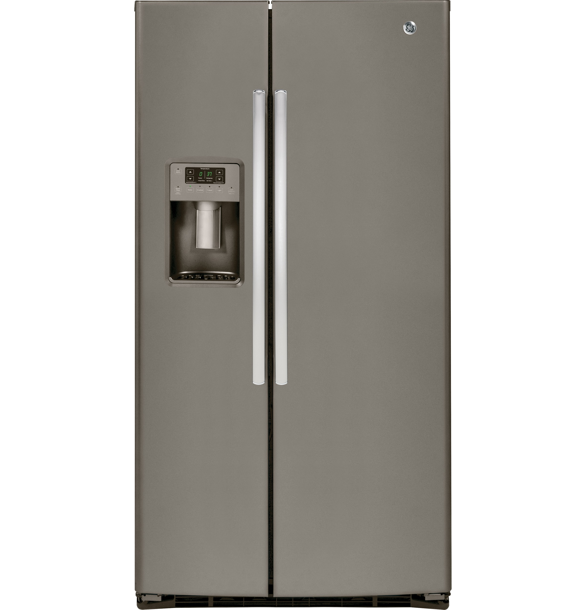 Ge Energy Star 253 Cu Ft Side By Refrigerator Gse25hmhes Understanding Fridge Wiring Diagram Home Improvement Product Image