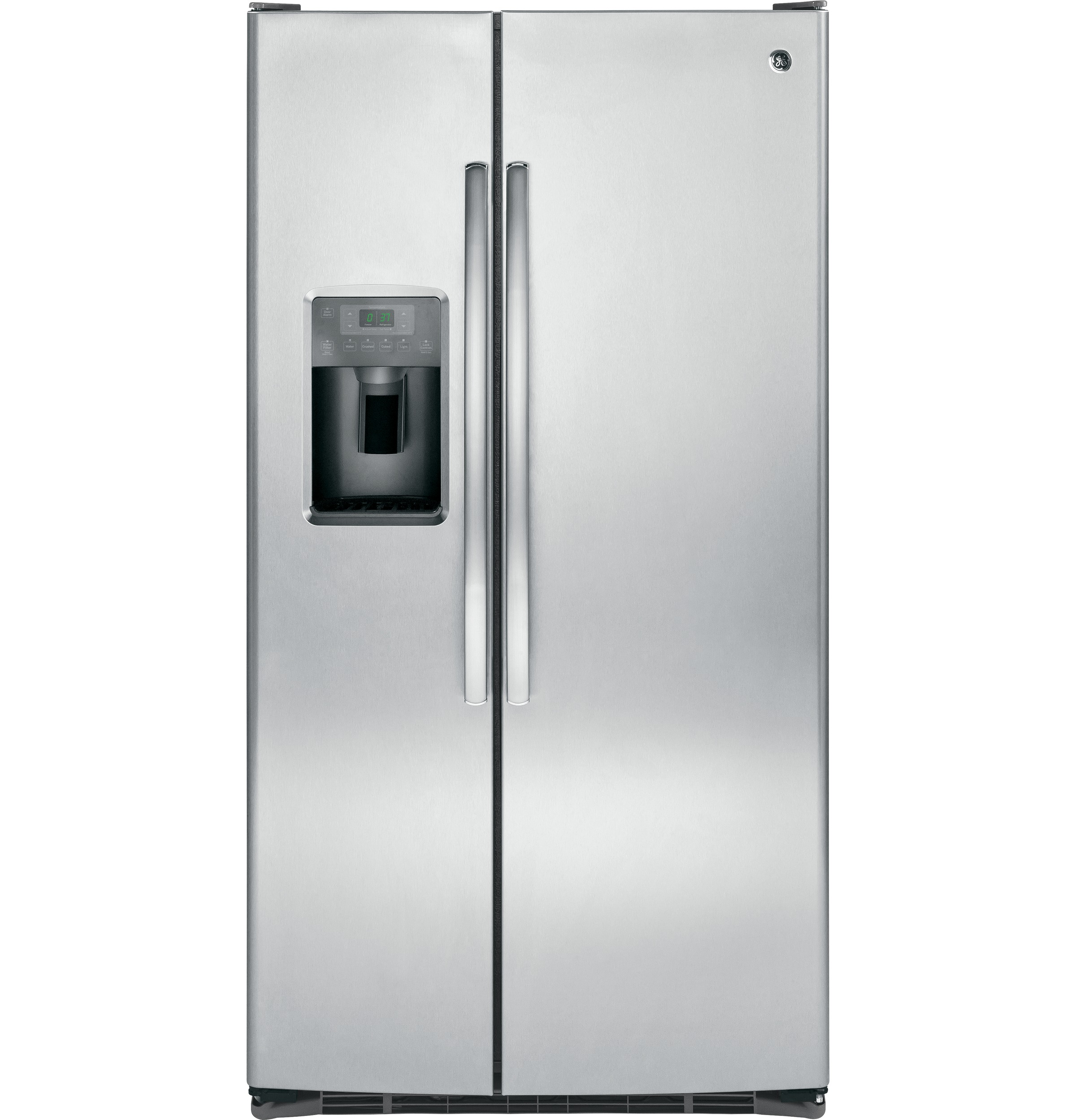 Ge 174 25 9 Cu Ft Side By Side Refrigerator Gse26gsess