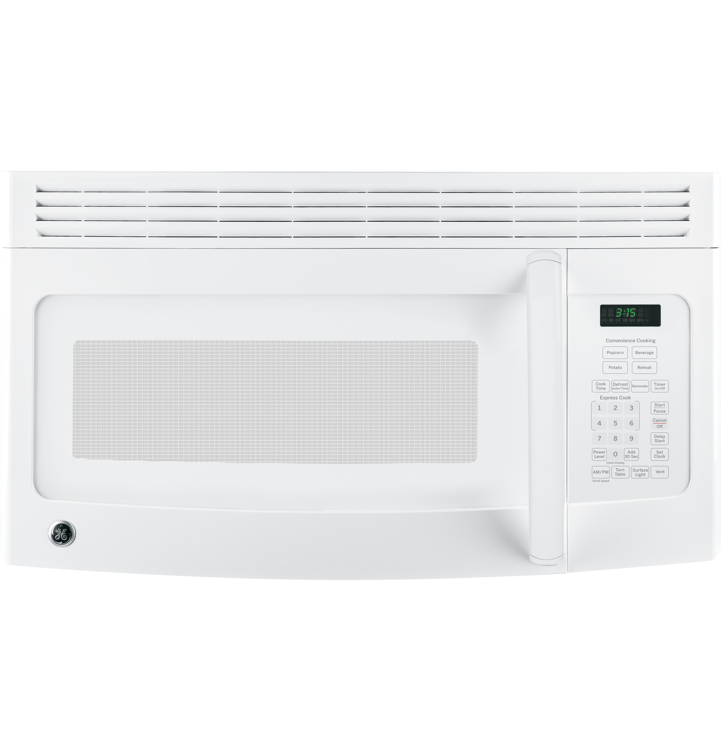 Microwave Oven Installation: GE Spacemaker® Over-the-Range Microwave Oven