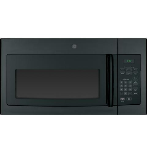 GE® 1.6 Cu. Ft. Over-the-Range Microwave Oven– Model #: JVM3160DFBB