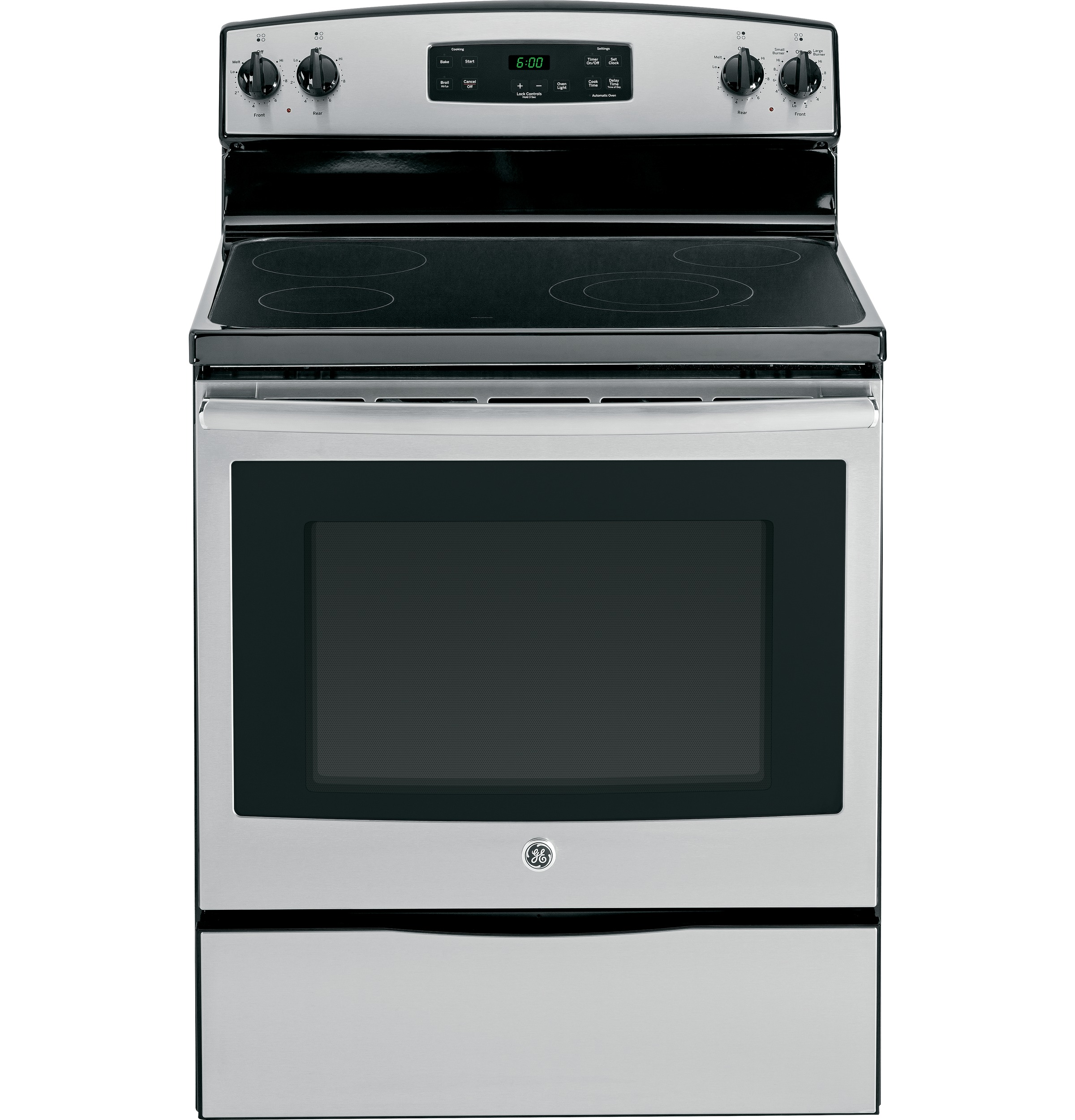 Electric Stoves Ranges ~ Ge quot free standing electric range jbs rfss