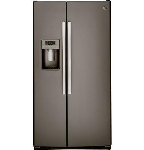 Adora series by GE® ENERGY STAR® 25.3 Cu. Ft. Side-By-Side Refrigerator