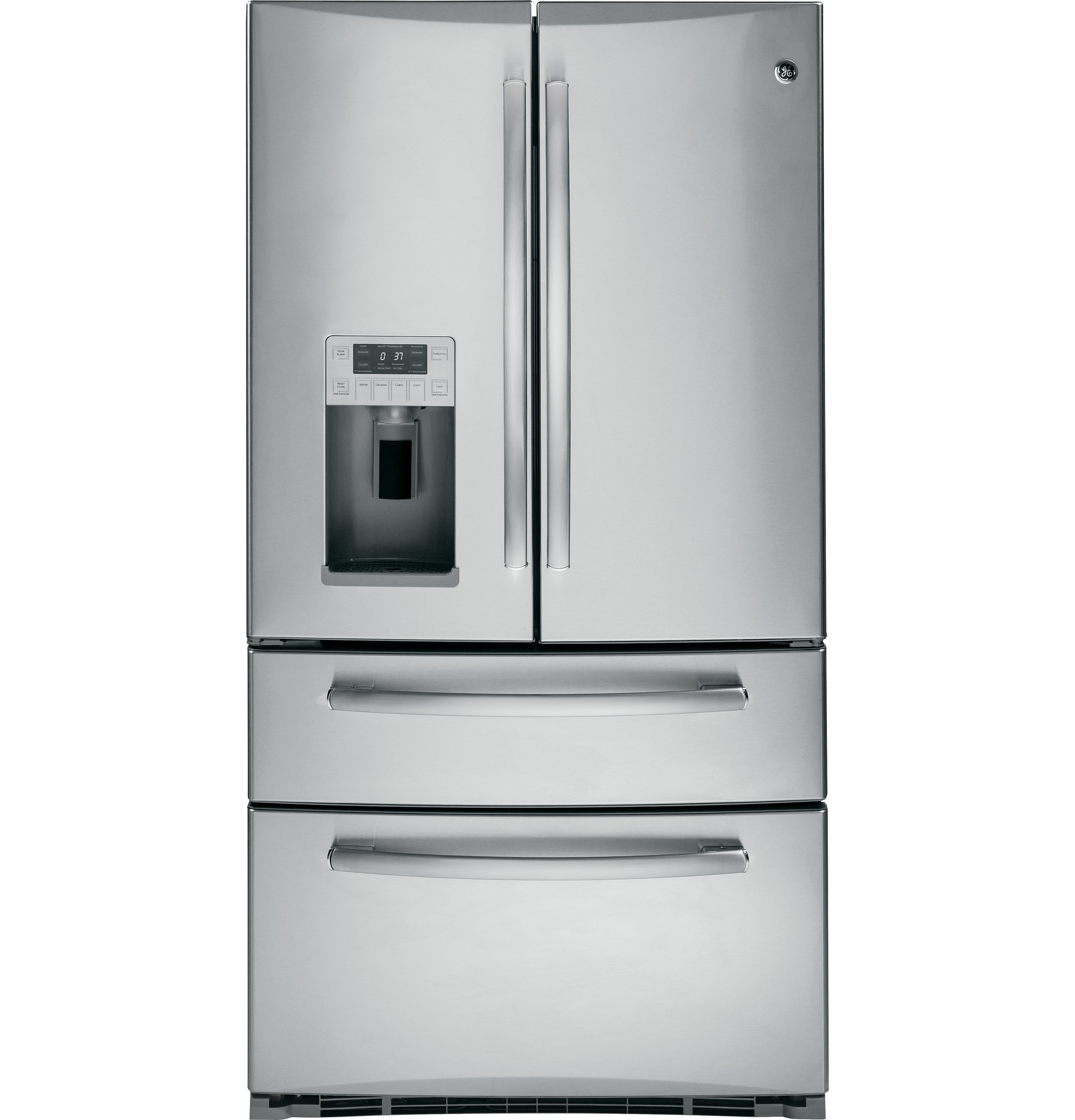 Ge Profile Series 24 8 Cu Ft Refrigerator With Armoire