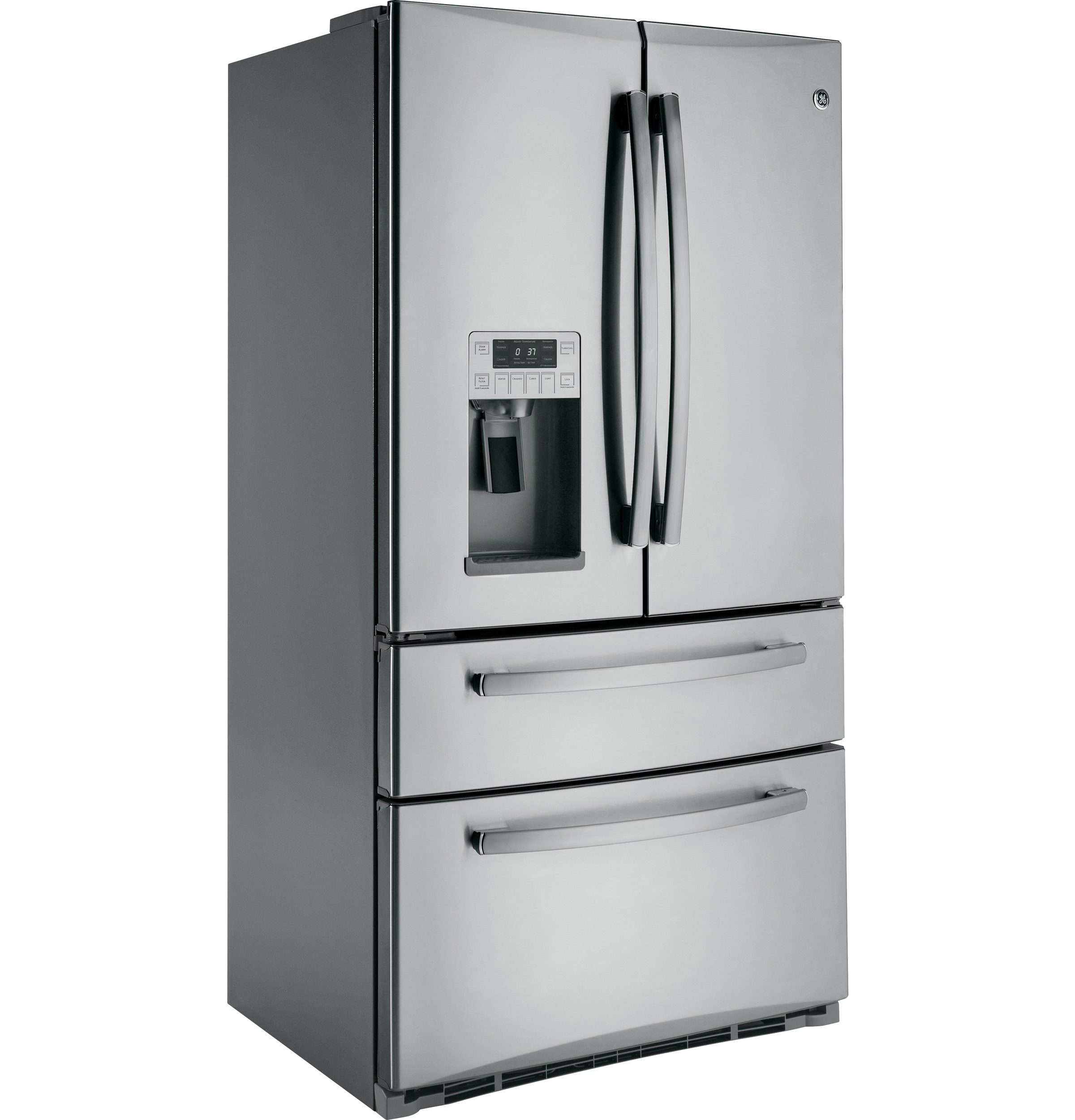 GE Profile™ Series 20.7 Cu. Ft. Refrigerator With Armoire