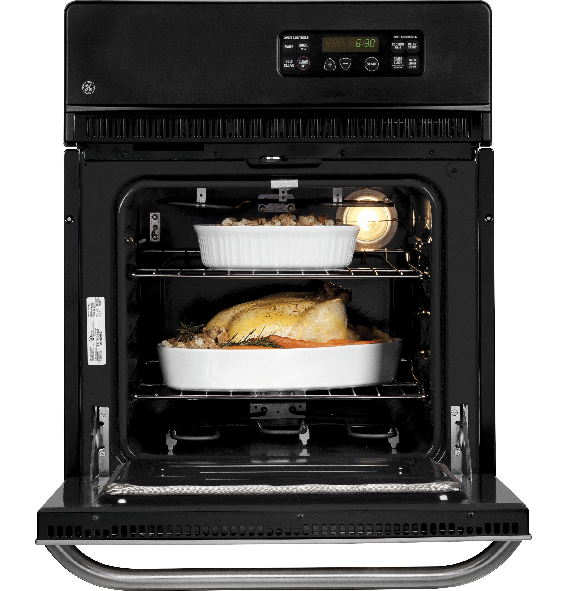 top range toaster oven glass discount self w whirlpool cleaning