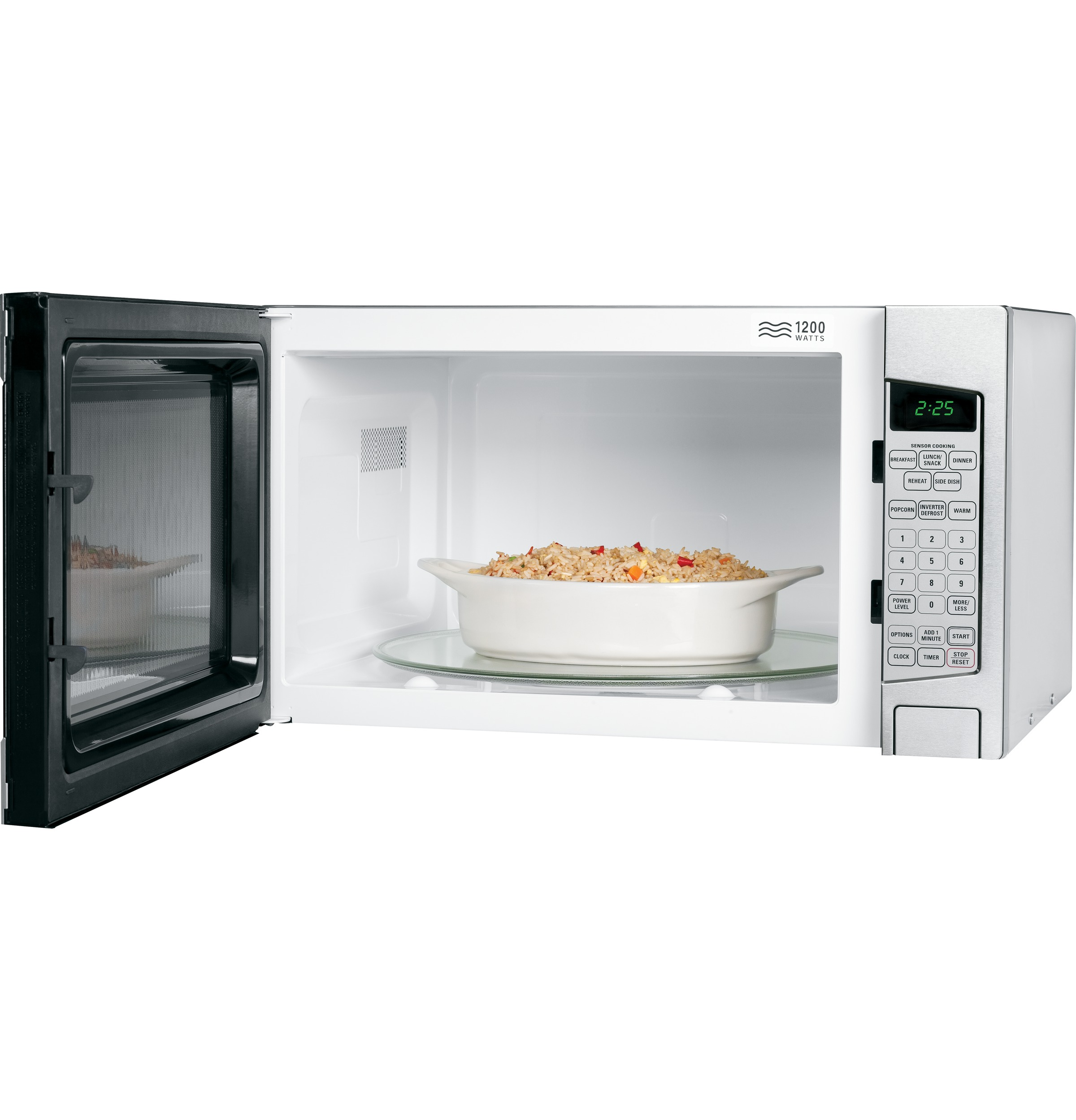Countertop Microwave Dimensions : Countertop Microwave Dimensions