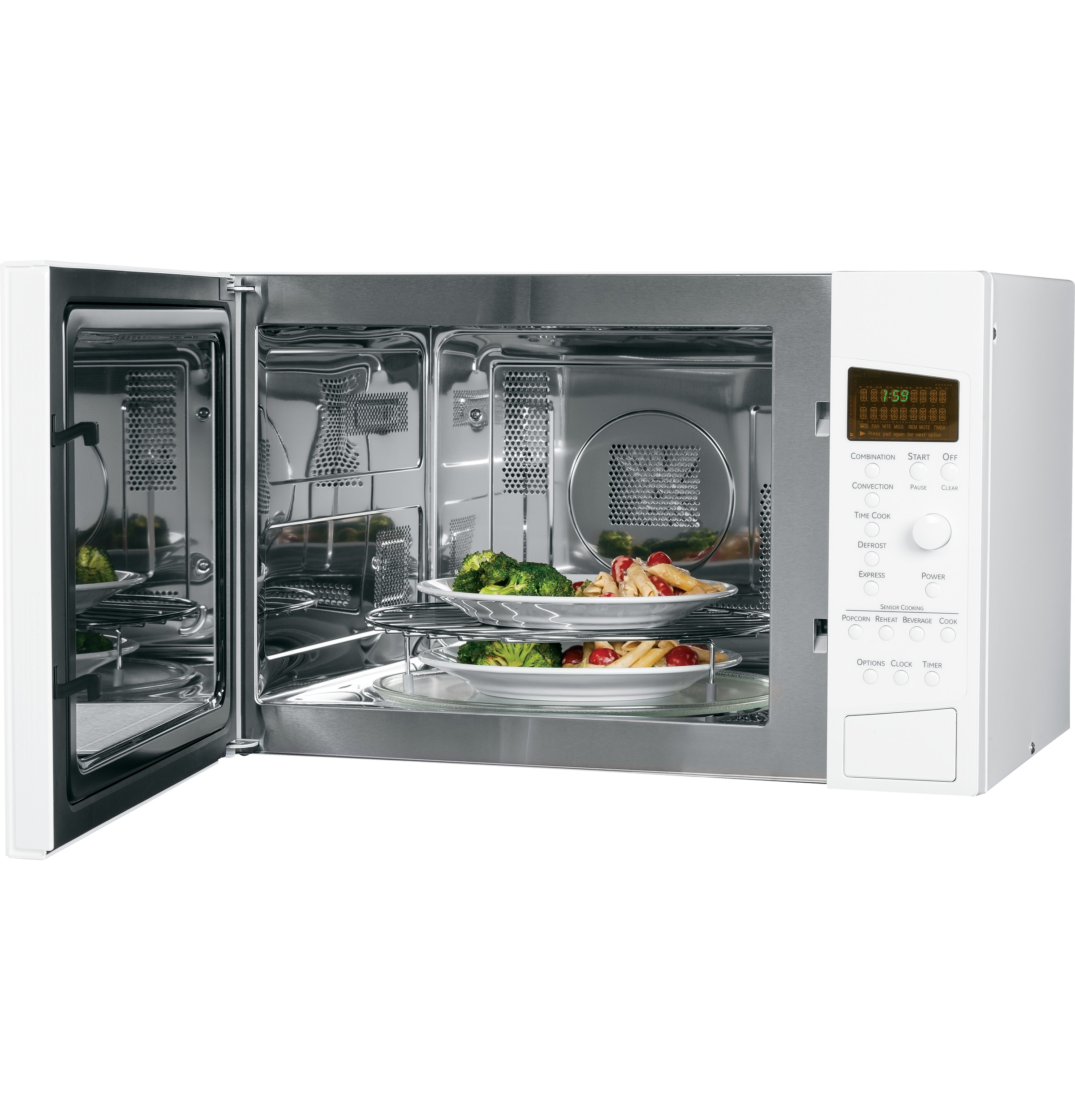 ... Cu. Ft. Countertop Convection/Microwave Oven - The Monogram Collection
