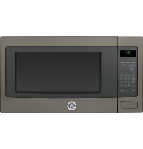 GE Profile™ Series 2.2 Cu. Ft. Countertop Microwave Oven– Model #: PEB7226EHES